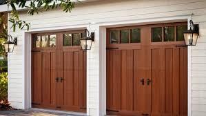 Wood Garage Doors Oshawa
